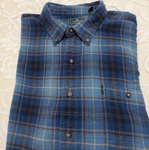 GH Bass and Company Flannel  shirt